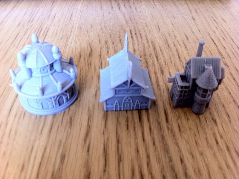 12 Realms - Buildings Pack