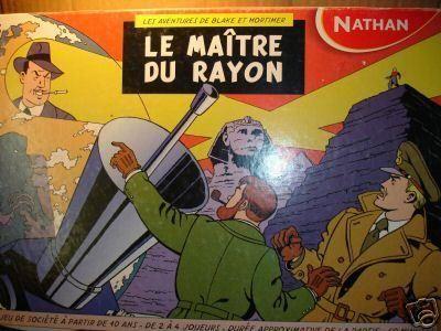Le Maître du Rayon