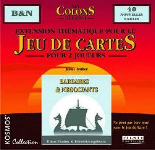 Les Colons de Catane : Barbares & Négociants