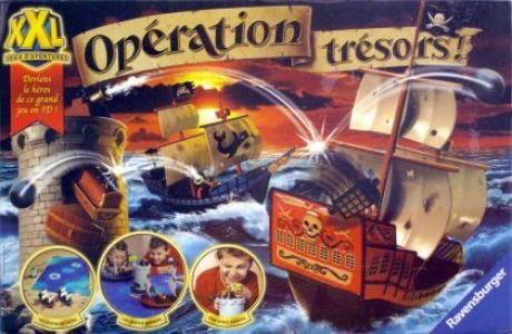 Opération trésors