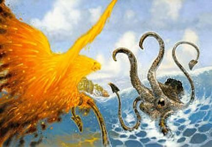 Mare Nostrum : extension mythologique