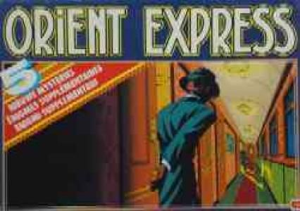 Orient Express : 5 énigmes supplémentaires
