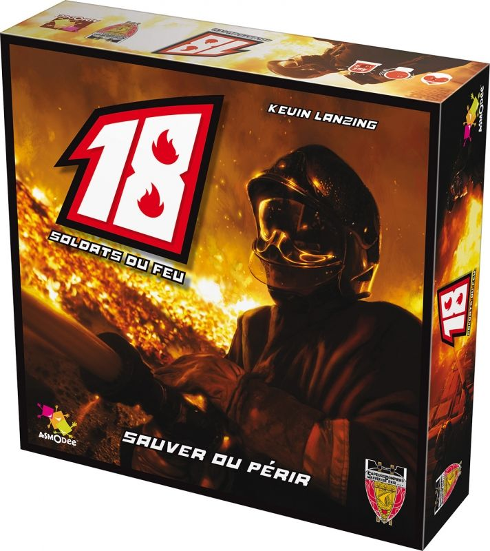 18, Soldats du feu