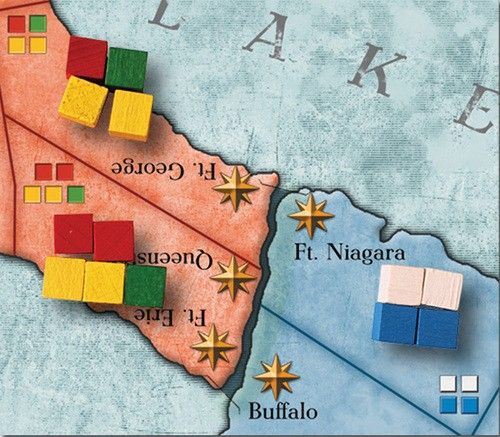 1812, l'invasion du Canada