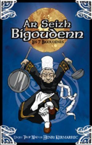 Ar Seizh Bigoudenn / Les 7 bigoudènes