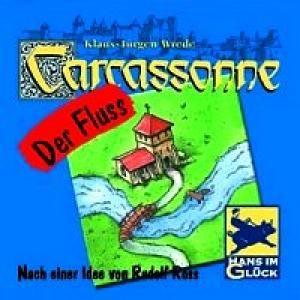Carcassonne : Der Fluss
