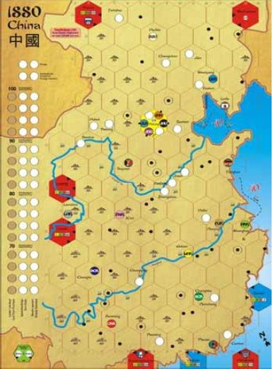 1880: China