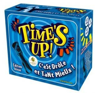 Time's Up ! édition bleue