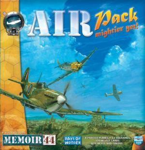 Memoire 44 - Air Pack