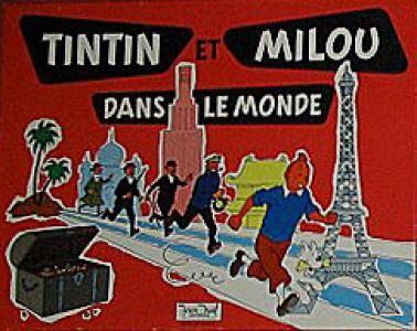 Tintin et Milou dans le monde