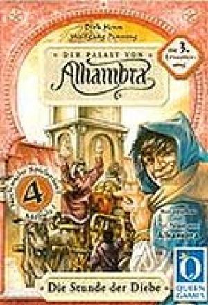 Der Palast von Alhambra : Die Stunde der Diebe