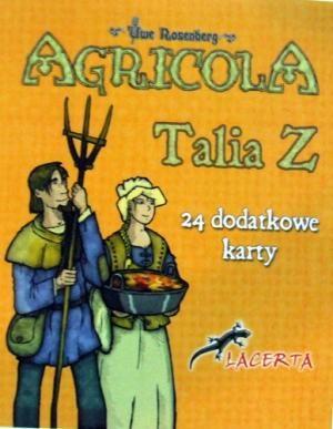 Agricola : Z deck
