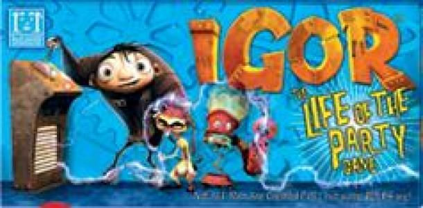 Igor: The Life of the Party