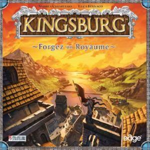 Kingsburg - Forgez un royaume