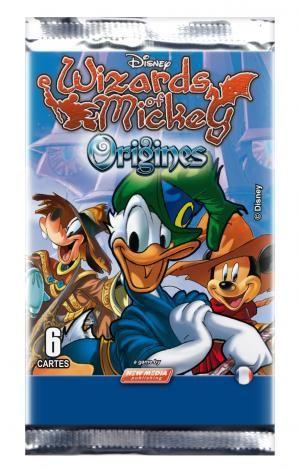 Wizards of Mickey - Origines