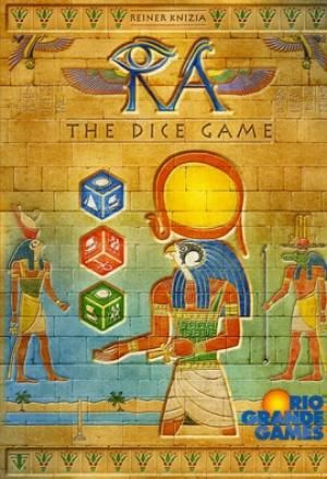 Ra - The Dice Game