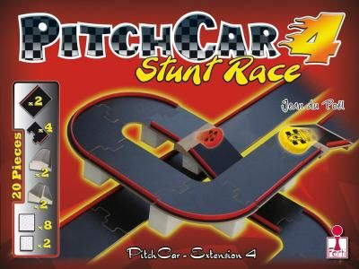 PitchCar : Extension n°4 Stunt Race