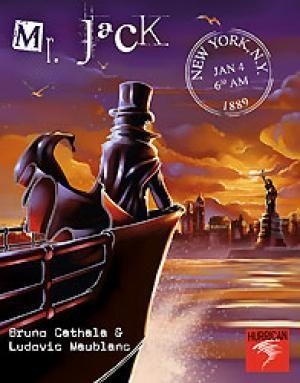 Mr Jack in New York