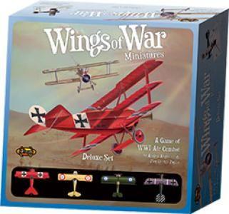 Wings of War : Miniatures - Deluxe Set