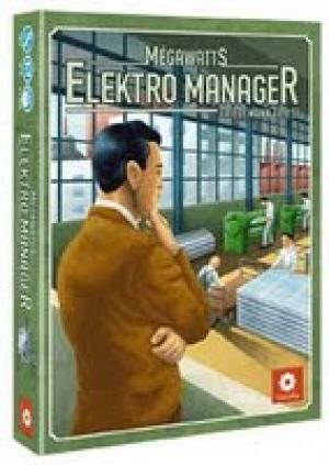 Mégawatts - Elektro manager