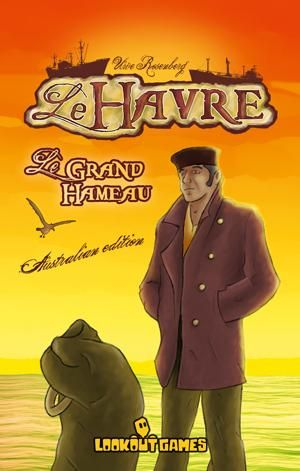 Le Havre - Le grand hameau