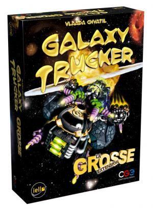 Galaxy Trucker - La grosse extension