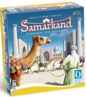 Samarkand - Routes to Riches