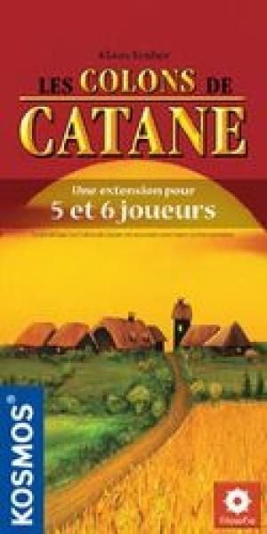 Les Colons de Catane - Extension 5/6 joueurs