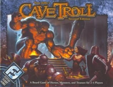 Cave Troll - Seconde édition / Jaskinia Trolla