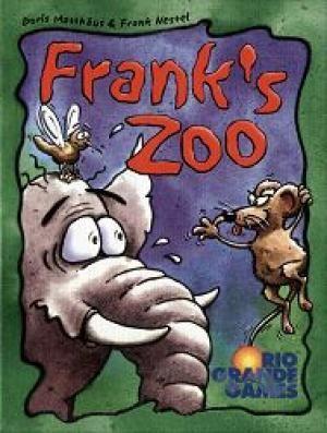 Frank's zoo / Zoff im Zoo