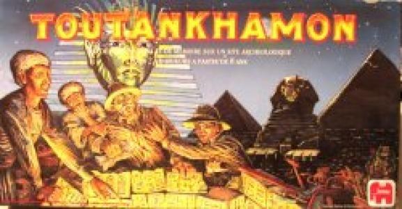 Toutankhamon / Das Geheimnis der Pyramide
