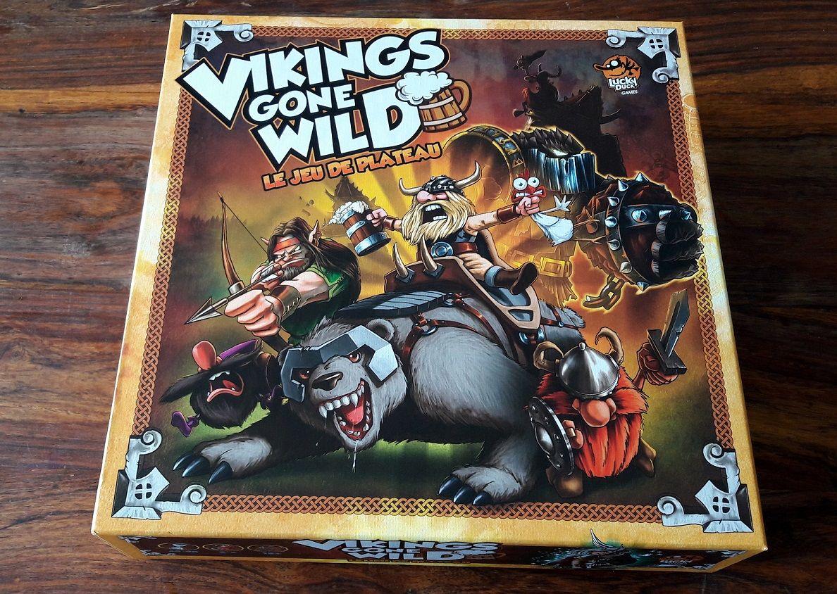 De l'or de la bière, des vikings et de la gloire !