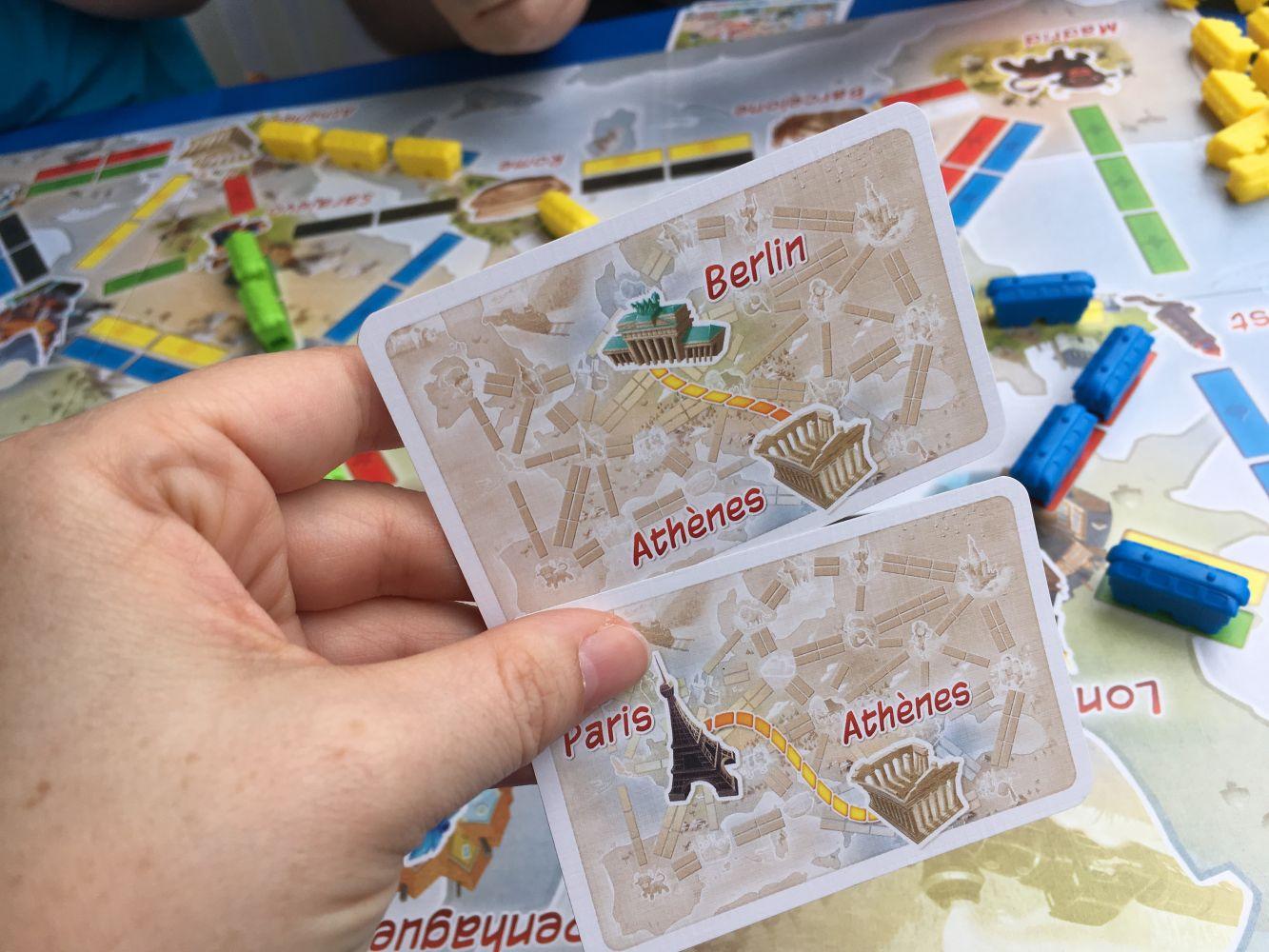 Mon premier Voyage : Europe