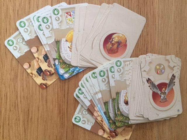 Des cartes