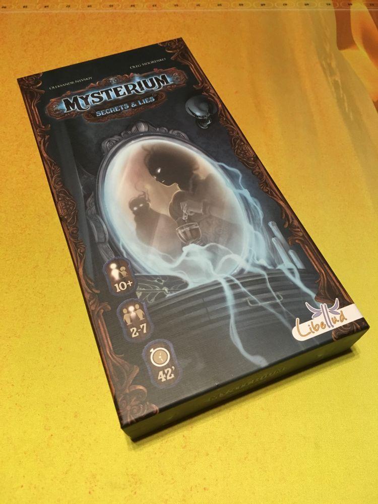 Mysterium : Secrets & Lies