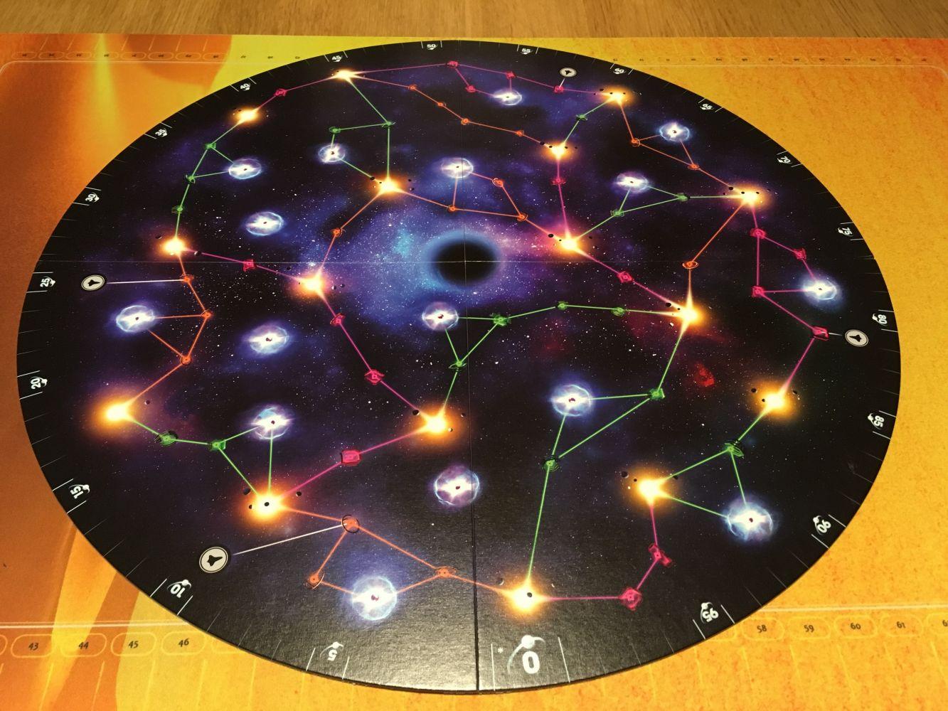 Le plateau «étoile»