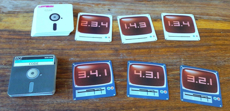 Chaque équipe aura toutes les combinaisons de 3 chiffres possibles à sa disposition