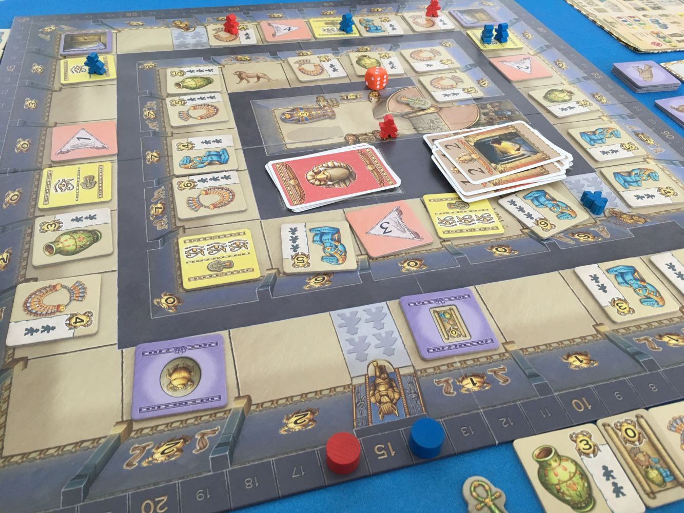 Luxor (Queen Games)