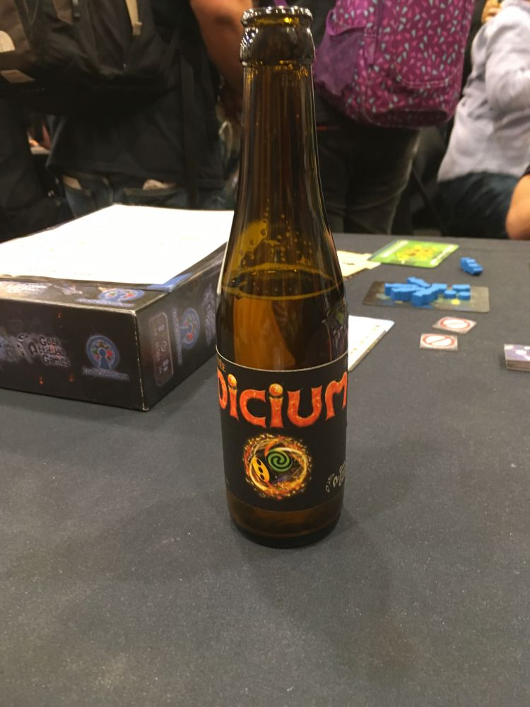 La bière Dicium