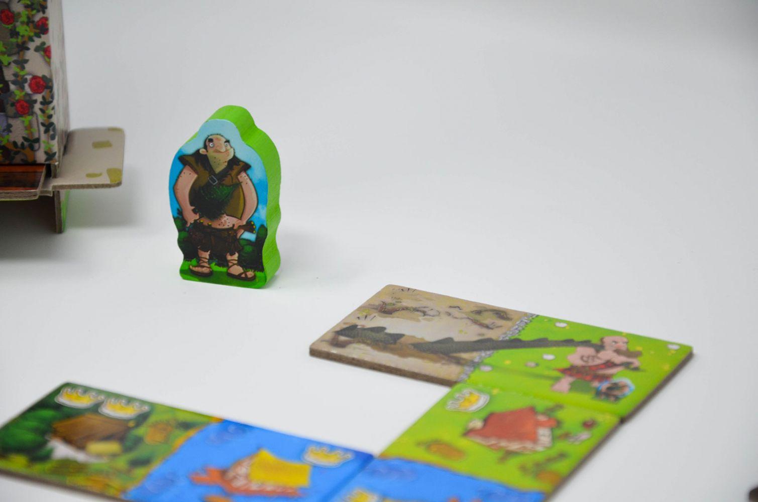Kingdomino : l'âge des géants