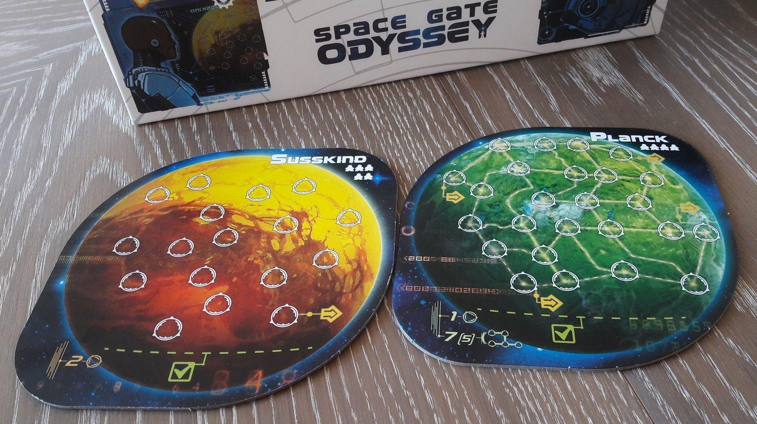 Susskind & Planck