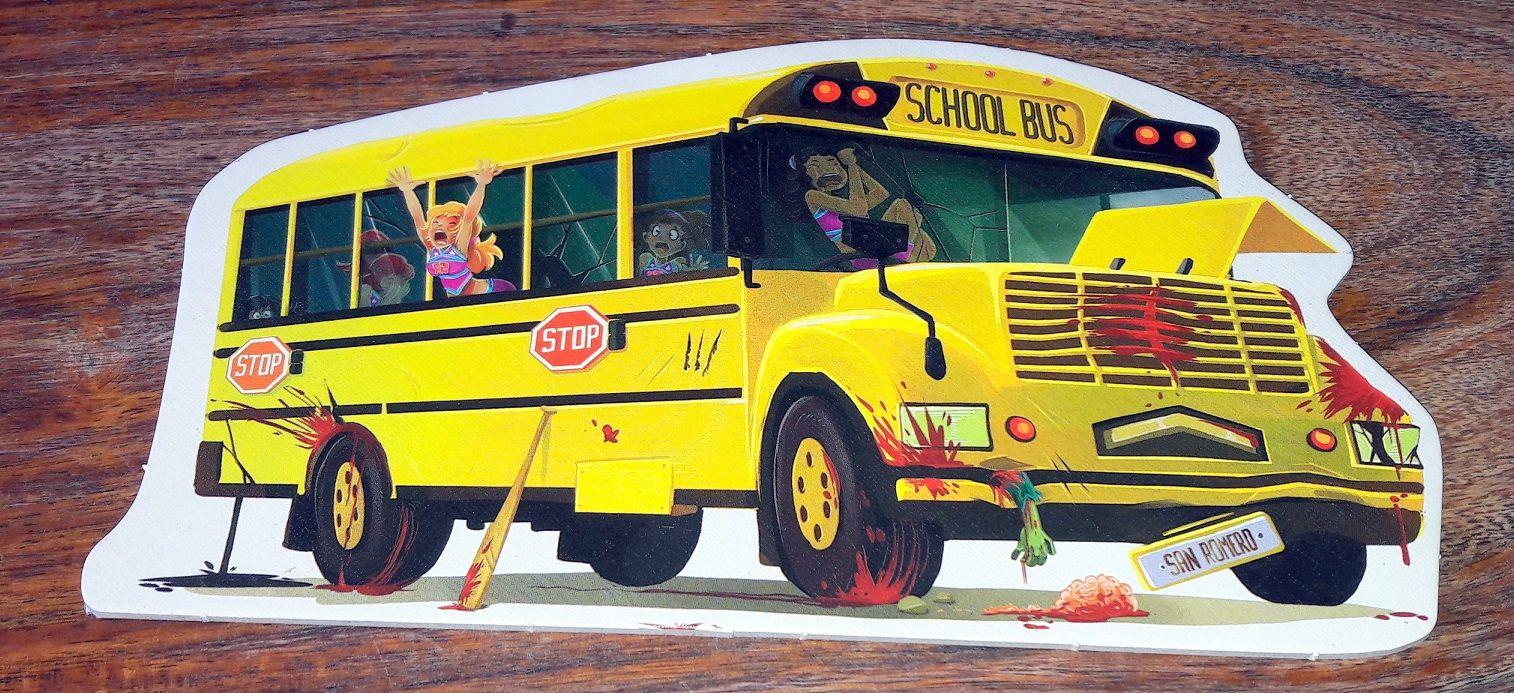Que serait un Zombie bus sans son bus ?