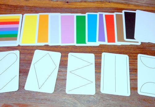 Le 'spectre' des couleurs de FARBEN