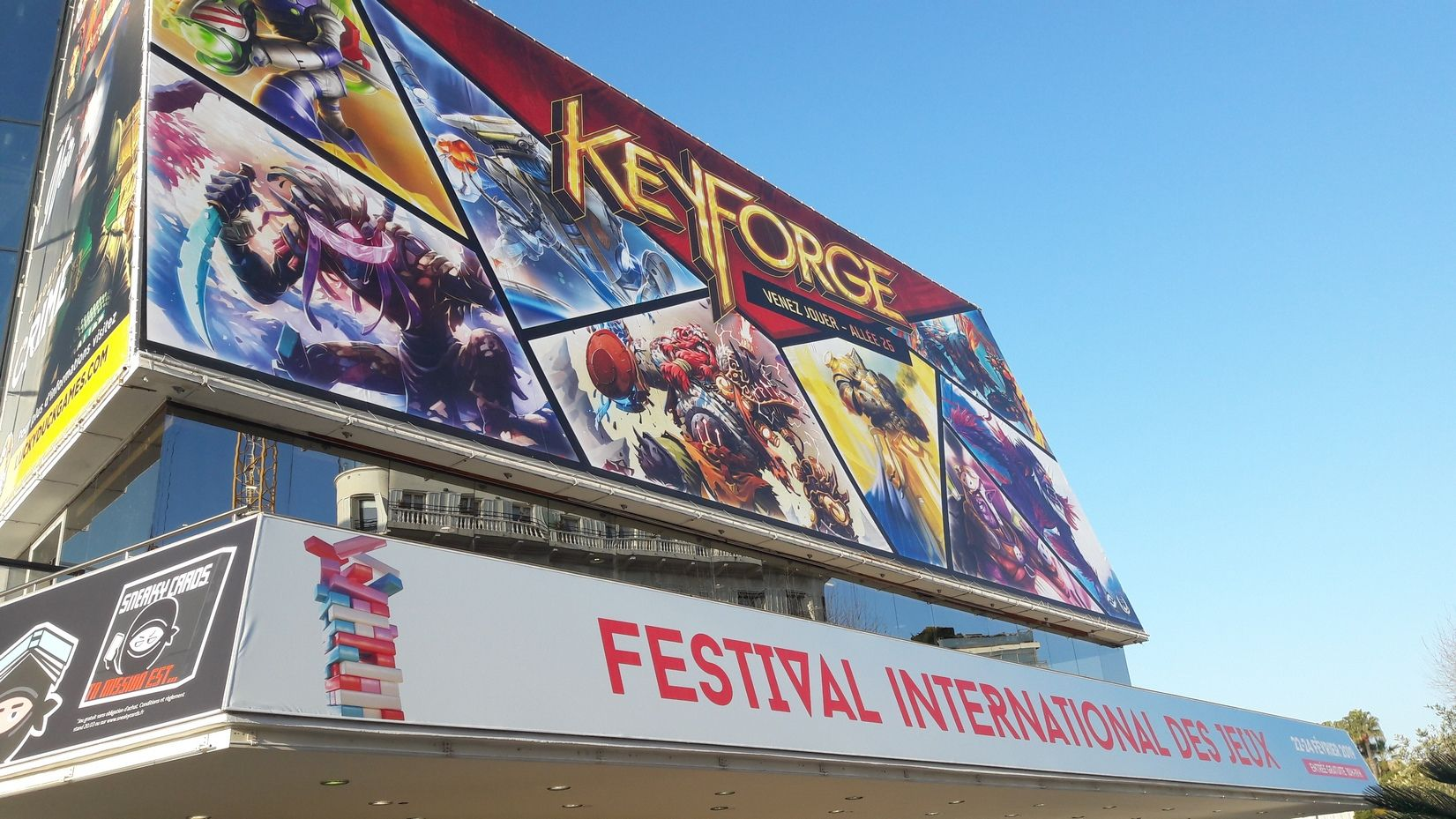 Cannes 2019 : Key Forge en grand sous un soleil radieux