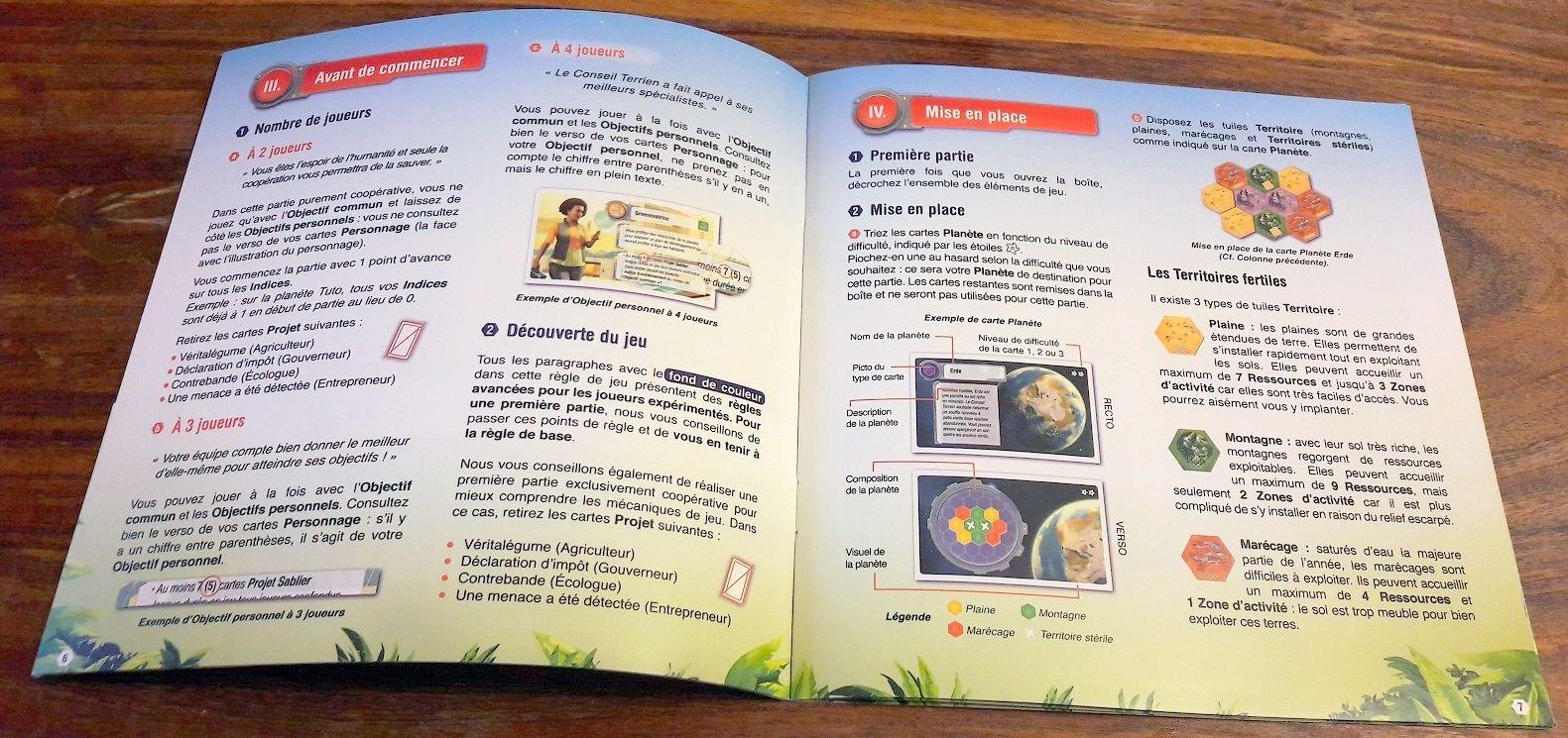Un livret en couleur bien illustré et rempli d'exemples ; on regrettera la non mise en avant des points importants (en gras par exemple).