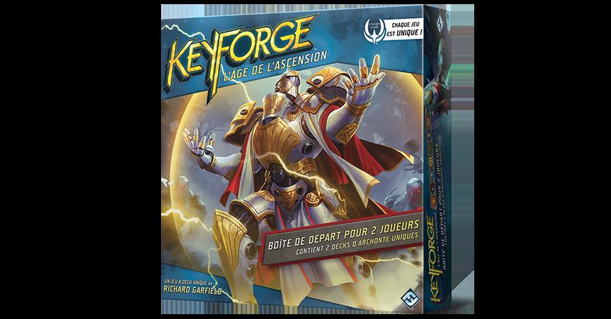 KeyForge : L'Âge de l'Ascension