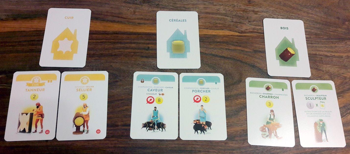 Cuire n'est pas disponible à moins de 4 joueurs, Céréale aime bien la nourriture :)