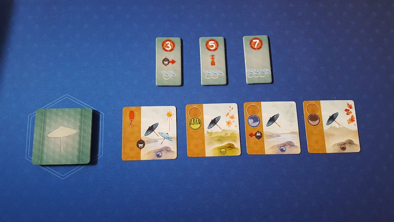 18 cartes au dos vert