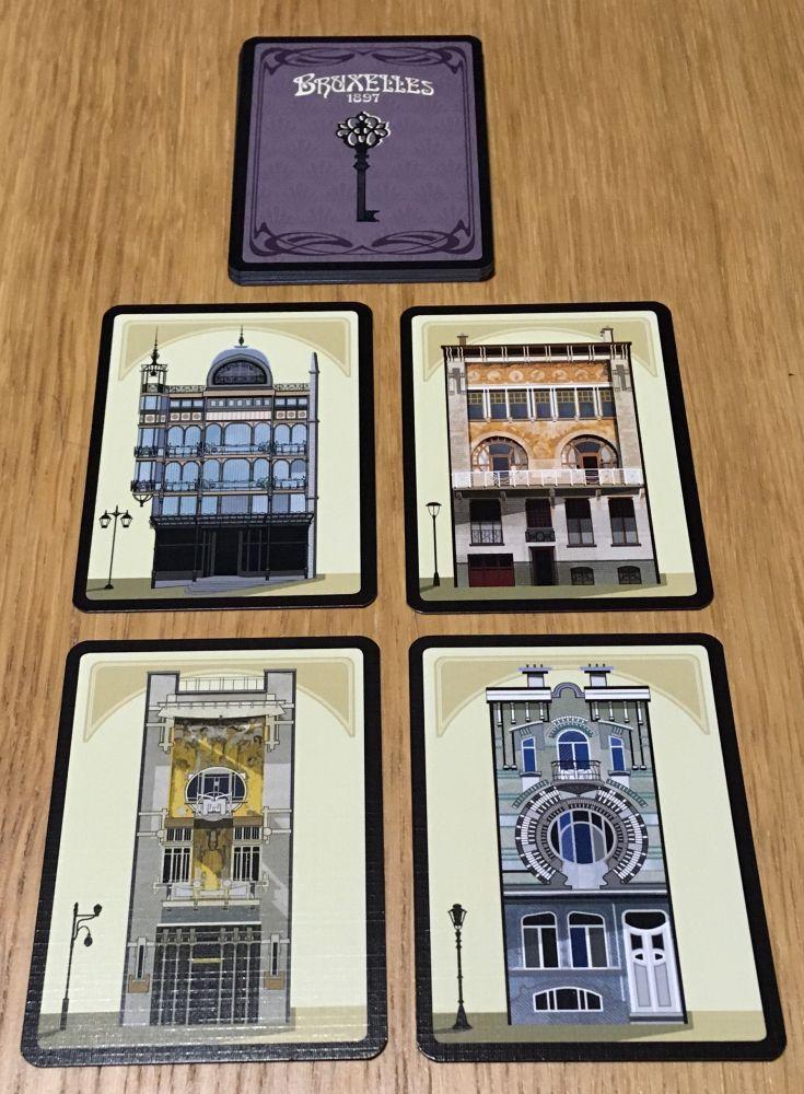 Les cartes Maison