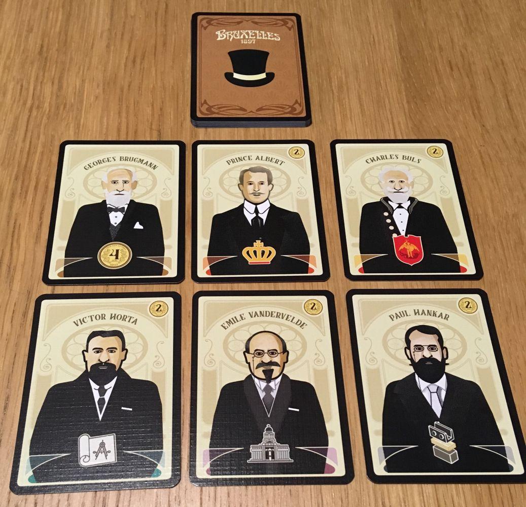Les cartes Noble